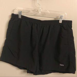 Patagonia Women's Baggies Shorts Black XL
